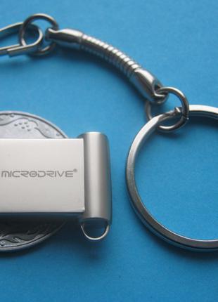 Мини флешка-брелок USB 32 Гб.