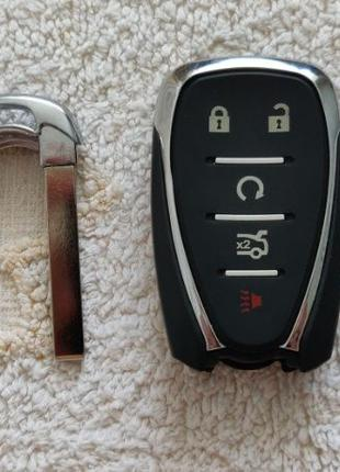 Ключ системы зажигания Chevrolet Volt, Cruze, Malibu,Camaro 20...