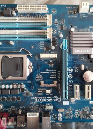 Материнская плата s.1155 Z68 Gigabyte Z68P-DS3 (rev 2.0) LGA S...