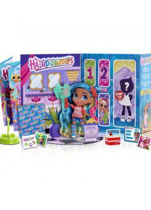 HAIRDORABLES  Игрушка кукла 3 серия ОРИГИНАЛ!