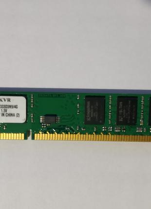 Оперативная память DDR3 Kingston 4 GB