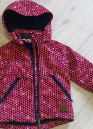 """Детская демисезонная куртка на девочку""""Softshell Lilac"""" H&M!!"""