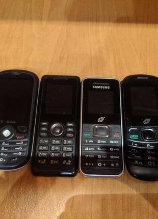 Мобильные телефоны Samsung, LG, T-mobile из США