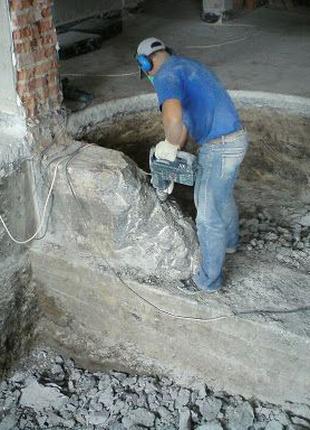 Демонтаж стен полов Вывоз мусора хлама Уборка территории