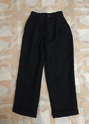 Брюки штаны тонкие на 6-7 лет