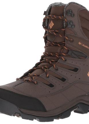 Зимние непр-мые ботинки columbia gunnison plus omni-heat -32C USA