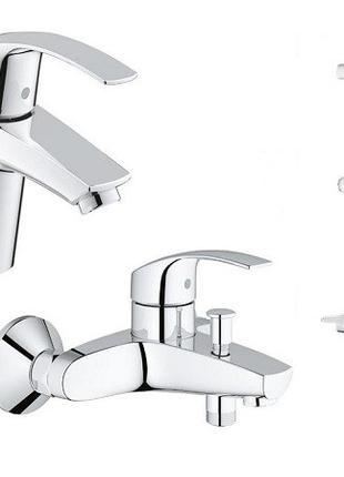 Grohe 123238S Eurosmart New Набор для ванны