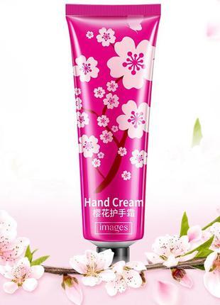 Зволожуючий крем для рук іmages cherry blossom 30 мл