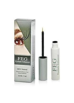 Мощнейший стимулятор роста ресниц feg eyelash enhancer