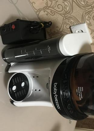 Baby brezza Машинка для приготовления смеси
