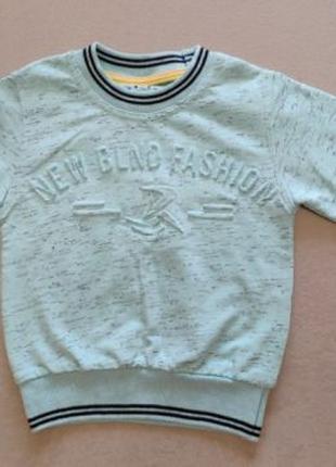 Детский свитер на мальчика, новый