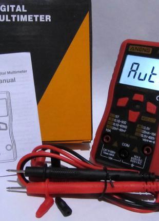 Мультиметр ANENG M118A True-RMS 6000 отсчетов Полный автомат!