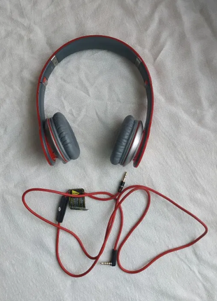 Наушники Monster Beats by Dr. Dre Solo HD Red (Special Edition)