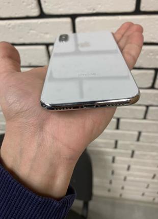 Смартфон Apple iPhone X 256 Silver
