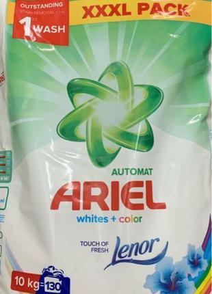 Порошок для прання Ariel/Persil 10 кг.