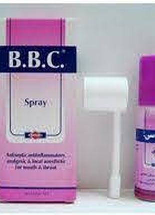 BBC спрей от болей в  горле. Египет. Оригинал