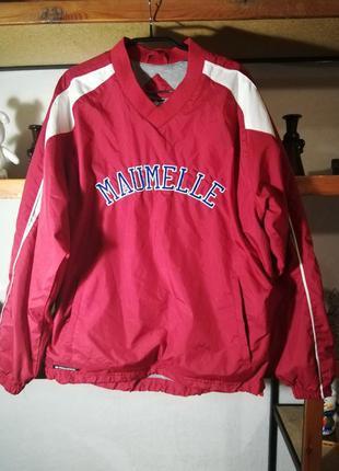 Спортивная кофта куртка без застежки