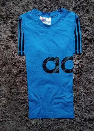Оригинальная футболка adidas 14-го года