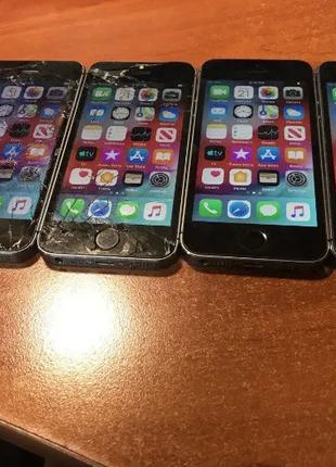 Мега Лот из iPhone 5s Neverlock - 5 штук