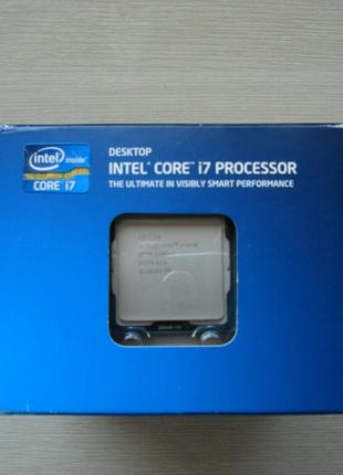 Продам процессор Intel Core i7-3770 - 3.4 GHz