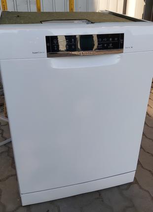 Посудомоечная машина 60см Бош Bosch SMS68MW02E белая 14 мест А++