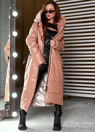 Пальто Zara Синтепух 200 4 цвета