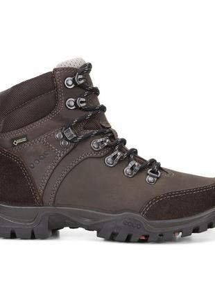 Кожаные ботинки ecco xpedition gore-tex, 43 размер