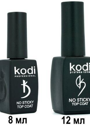 Топ для ногтей Kodi Professional No Sticky Top Coat