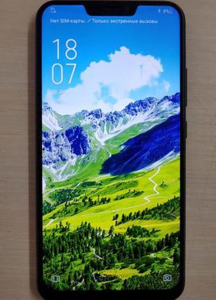 Смартфон Asus Zenfone 5 4/64GB ze620kl Black