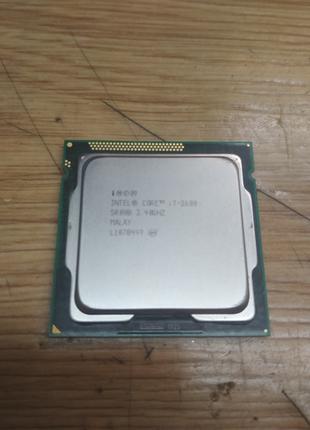 Процессор Intel® Core™ i7-2600 8 МБ кэш-памяти, тактовая частота
