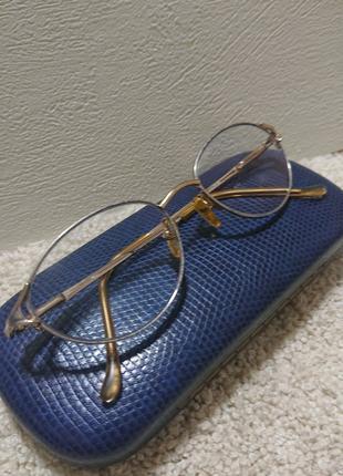 Фирменные качественные очки. Германия