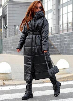 Новинка. пальто куртка зимняя