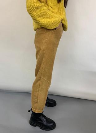 Штаны вельвет- 2 цвета