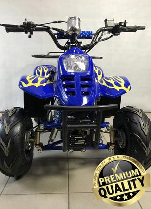 Детский бензиновый Квадроцикл ATV SPIDER 110CC 4T