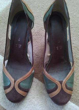 Туфли стильные р.37