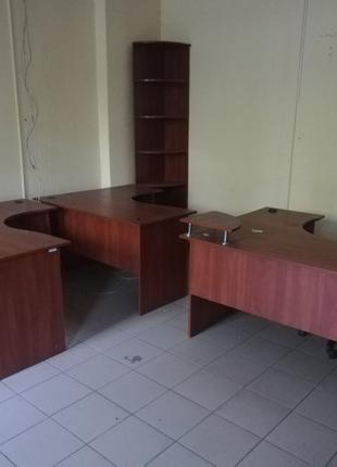 4 офисные стола б\у киев