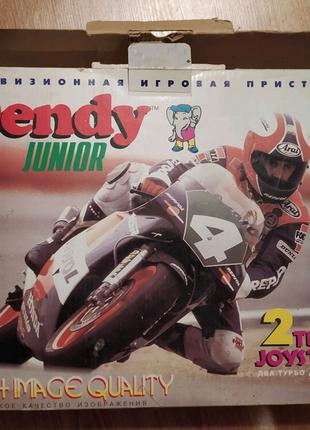 Приставка телевизионная Dendy Junior 90-х