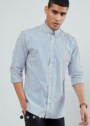 Рубашка slim fit от polo by ralph lauren