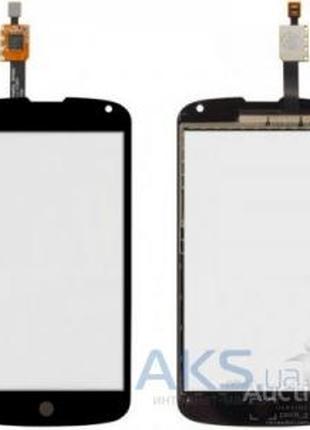 Тачскрин (сенсор) LG E960