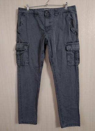 Оригинальные карго military штаны napapijri