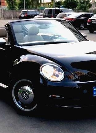 391 Кабриолет Volkswagen Beetle черный