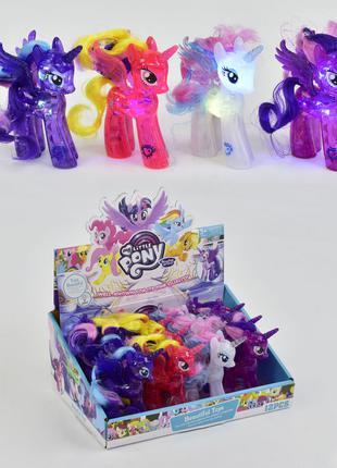 Пони Единороги светятся