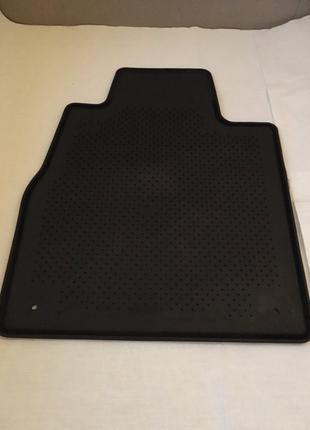 Коврик в салон черный резиновый водительский передний ACURA MDX.