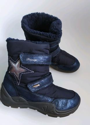 Зимние сапожки,ботинки Primigi,34 размер.