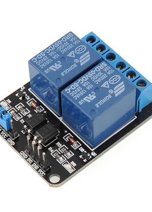 Модуль реле 5V для Arduino, Pic, ARM