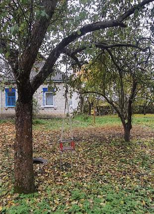 Участок с домом под Киевом