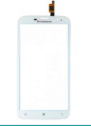 Сенсор Lenovo A850 белый