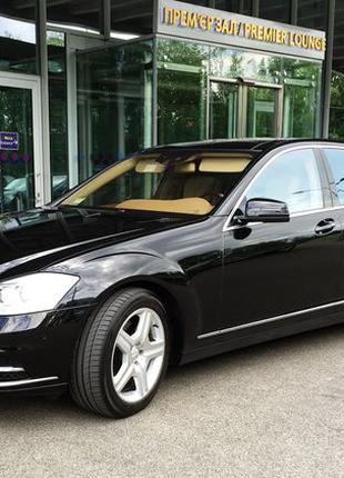 089 Vip-авто Mercedes W221 S500 original restyle черный