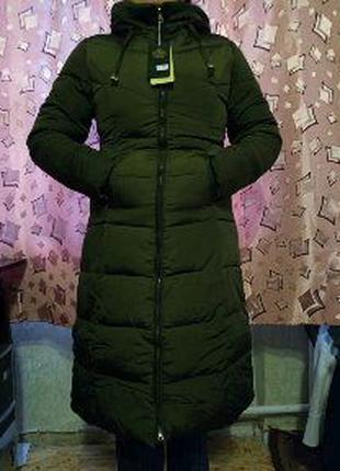 Женское пальто,пуховик