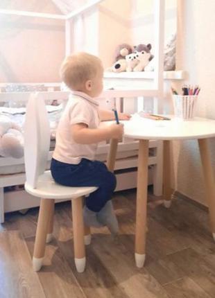 Детский столик(стол) и стульчик(стул) цена за комплект